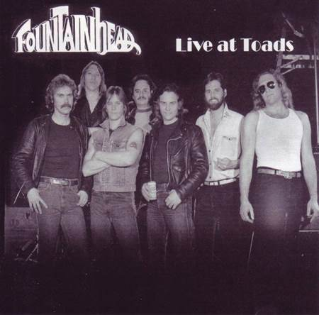 Fountainhead - Live (CD)