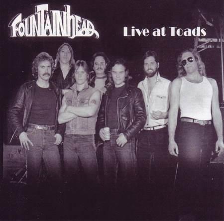 Fountainhead - Live (CD)