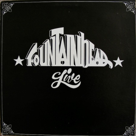 Fountainhead - Live (LP)