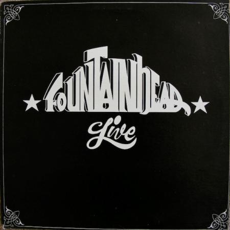 Fountainhead - Live (LP)
