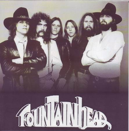 Fountainhead - Straight From the Sources Mouth (CD)